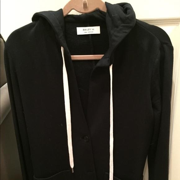 Bailey 44 Jackets & Blazers - Bailey 44 hooded blazer